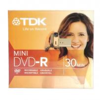 MINI DVD-R TDK