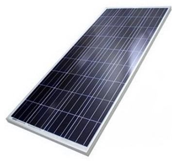 Panneau solaire en poly-silicone de 130 Watts