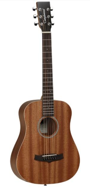 Guitare de voyage TW2T Tanglewood avec housse