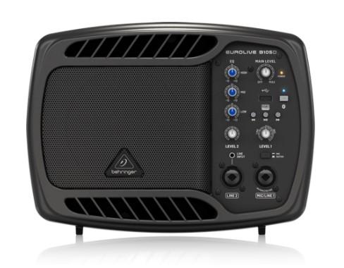 Haut-parleur compacte Bluetooth B105D