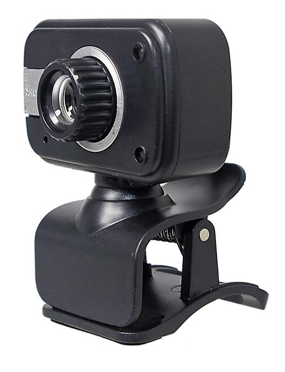 Caméra webcam USB 2.0 avec microphone