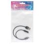 CABLE TYPE C  AVEC  AUDIO ET USB