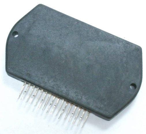 Hybrid-IC STK460 ; Power Audio Amp